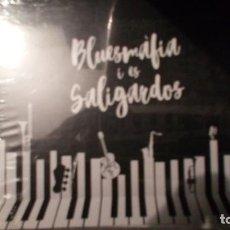 CDs de Música: BLUESMAFIA I ES SALIGARDOS - NI POC, NI MOLT, NI MICA. Lote 155975122