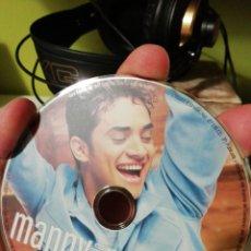 CDs de Música: MANNY MANUEL - LLENO DE VIDA - CD. Lote 155986152