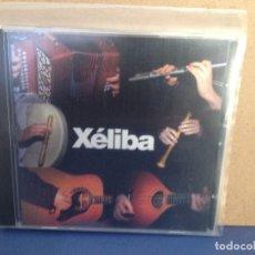 CDs de Música: XÉLIBA - XÉLIBA (FOLK ASTURIES) RARO ALBUM CD 1998. NM - NM. Lote 155989218