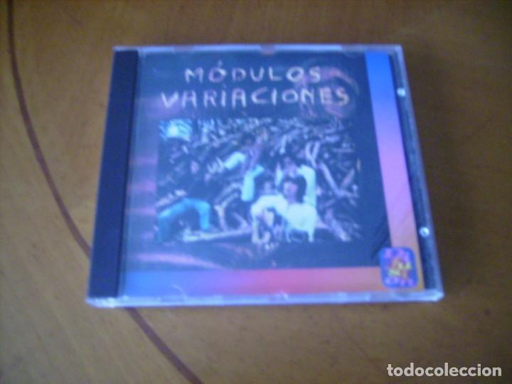 MODULOS / VARIACIONES / EXCELENTE ESTADO CD (Música - CD's Rock)