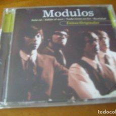 CDs de Música: MODULOS / EXITOS ORIGINALES / EXCELENTE ESTADO CD. Lote 155992090