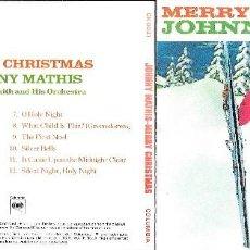 CDs de Música: JOHNNY MATHIS - MERRY CHRISTMAS. Lote 155992626