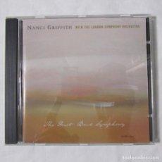 CDs de Música: CD NANCY GRIFFITH WHIT THE LONDON SYMPHONY ORCHESTRA. THE DUST BOWL SYMPHONY. Lote 155993162