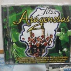 CDs de Música: JOTAS ARAGONESAS 20 TEMAS CD ALBUM NUEVO¡¡. Lote 155994890