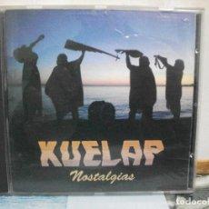 CDs de Música: KUELAP,NOSTALGIAS CD ALBUM 1996 BBC NUEVO¡¡. Lote 155995910