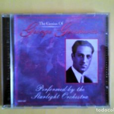 CDs de Música: GEORGE GERSHWIN - THE GENIUS OF CD MUSICA. Lote 156006470