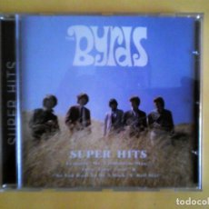CDs de Música: THE BYRDS - SUPER HITS CD MUSICA. Lote 156006770