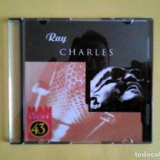 CDs de Música: RAY CHARLES - MAN CD MUSICA - CAJA FINA. Lote 156007602