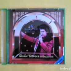 CDs de Música: SHAKIN STEVENS AND THE SUNSETS - 16 SONGS CD MUSICA - CAJA FINA. Lote 156007918