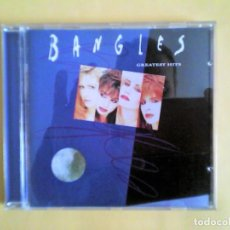 CDs de Música: BANGLES - GREATEST HITS CD MUSICA . Lote 156008370