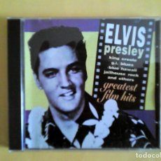 CDs de Música: ELVIS PRESLEY - GREATEST FILM HITS CD MUSICA . Lote 156008962