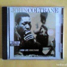 CDs de Música: JOHN COLTRANE - LUSH LIFE & SOUL TRANE - LONG PLAY COLLECTION CD MUSICA. Lote 156009242