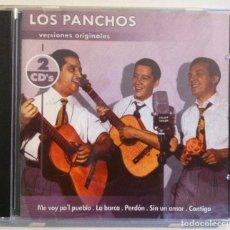 CDs de Música: LOS PANCHOS - SUS MEJORES EXITOS - DOBLE CD 199 - PROMO SOUND. Lote 156019790