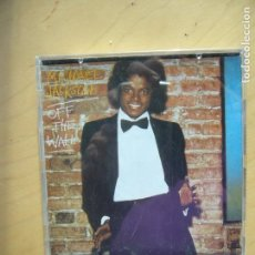 CDs de Música: MICHAEL JACKSON - OFF THE WALL. Lote 156044274