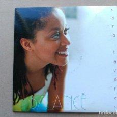 CDs de Música: 2 TRACK CD SINGLE SARA TAVARES - BALANCE / DAM BO - 2005 VG+/EX. Lote 156084682