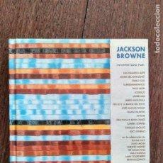 CDs de Música: CD JACKSON BROWNE CANTAME MIS CANCIONES VENENO LOQUILLO URQUIJO AUTE Y OTROS. Lote 156131994