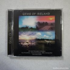 CDs de Música: GEMS OF IRELAND - 20 IRISH FAVOURITES - CD 1999 . Lote 156173106