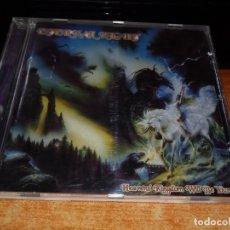 CDs de Música: ETERNAL NIGHT CD ALBUM DEL AÑO 1998 HEAVY ESPAÑOL CONTIENE 10 TEMAS. Lote 156220598