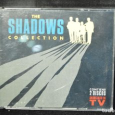CDs de Música: THE SHADOWS - THE SHADOWS COLLECTION - 2 CD. Lote 178652827
