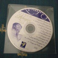 CDs de Música: CD SEMANA SANTA - TIEMPOS DE ADAGIOS VOLUMEN 1 , 1999 FUNDACION COFRADE 11 TEMAS. Lote 156294330