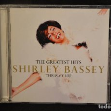 CDs de Música: SHIRLEY BASSEY - THE GREATEST HITS - CD. Lote 156295586