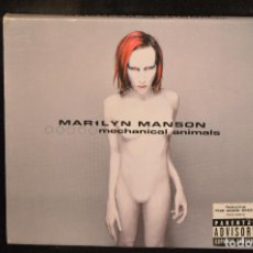 CDs de Música: MARILYN MANSON - MECHANICAL ANIMALS - CD. Lote 156297890