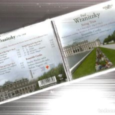 CDs de Música: CD PAUL WRANITZKY . STRING TRIOS / ENSEMBLE CORDIA. Lote 156317294