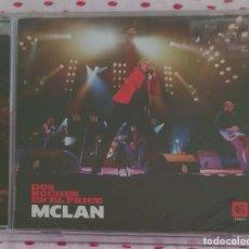 CDs de Música: M CLAN (DOS NOCHES EN EL PRICE) CD 2015 - MIGUEL RIOS, FITO, BUNBURY, ARIEL ROT, EL DROGAS.... Lote 156328338