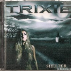 CDs de Música: TRIXIE CD SHELTER 2006 -MOTLEY CRUE-TWISTED SISTER-WASP-IRON MAIDEN (COMPRA MINIMA 15 EUROS). Lote 156447818