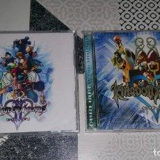 CDs de Música: 4 CDS KINGDOM HEARTS 1 Y 2 SOUNDTRACK BSO ORIGINALES JAPAN TRADING CO. Lote 156456226