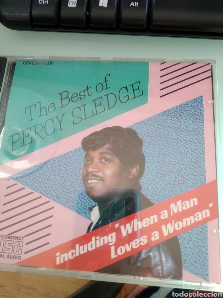 PERCY SLEDGE – THE BEST OF PERCY SLEDGE (Música - CD's Jazz, Blues, Soul y Gospel)