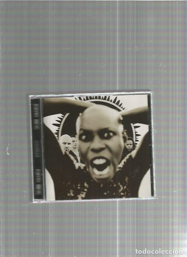 SKUNK ANANSIE STOOSH (Música - CD's Rock)