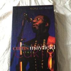 CDs de Música: CURTÍS MAYFIELD (CAJA KIT COMPLETO). Lote 156493753