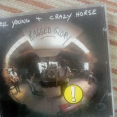 CD de Música: NEIL YOUNG + CRAZY HORSE CD-RAGGED GLORY. Lote 156523314