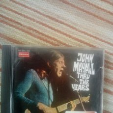 CDs de Música: JOHN MAYALL CD-THRU THE YEARS. Lote 156523526