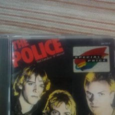 CDs de Música: POLICE CD-OUTLANDOS D´AMOUR. Lote 156526870