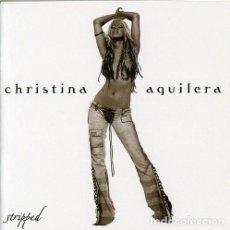 CDs de Música: CRISTINA AGUILERA - STRIPPED - CD. Lote 156533786