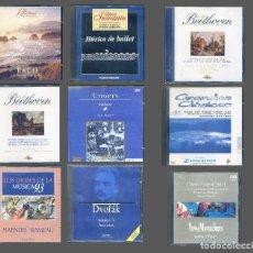 CDs de Música: LOTE DE MUSICA CLASICA. Lote 156534582