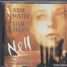 CDs de Música: NELL - MARK ISHAM - CD. Lote 156538022