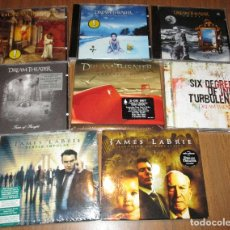 CDs de Música: 10 CD - DREAM THEATER Y JAMES LABRIE-AWAKE-TRAIN OF THOUGHT-IMAGES AND WORDS-GREATEST HIT............ Lote 91668360