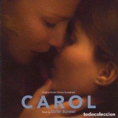 CDs de Música: CAROL / CARTER BURWELL CD BSO. Lote 156564054