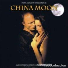 CDs de Música: CHINA MOON / GEORGE FENTON CD BSO - QUARTET. Lote 156565014