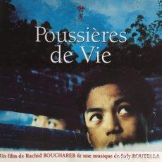 CDs de Música: POUSSIÈRE DE VIE / SAFY BOUTELLA CD BSO. Lote 156566282