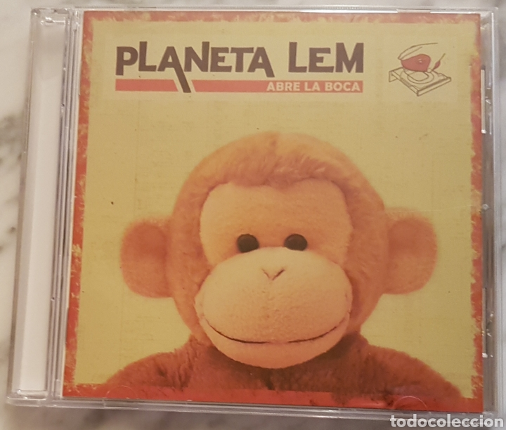 PLANETA LEM- ABRE LA BOCA CD. REGGAE ROCK (Música - CD's Reggae)