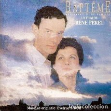 CDs de Música: BAPTÊME / EVELYNE STROH CD BSO. Lote 156566878