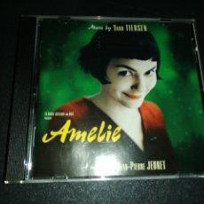 CDs de Música: BSO AMELIE, YANN TIERSEN. Lote 156569210