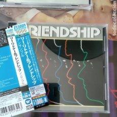 CDs de Música: FRIENDSHIP – FRIENDSHIP (EDICIÓN JAPONESA). Lote 156583918
