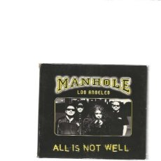 CDs de Música: MANHOLE LOS ANGELES. Lote 156594462