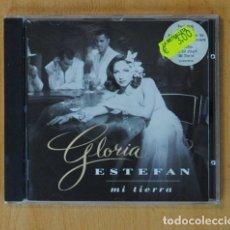 CDs de Música: GLORIA ESTEFAN - MI TIERRA - CD. Lote 156606797