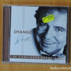 CDs de Música: DYANGO - DE CERCA / 20 CANCIONES ESENCIALES - CD. Lote 156607280